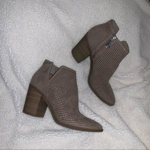 DV for Target - Ankle booties